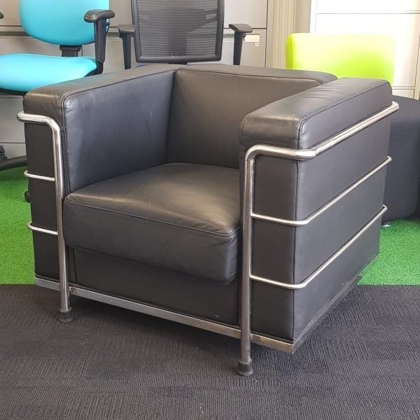 Office furniture Leather armchair