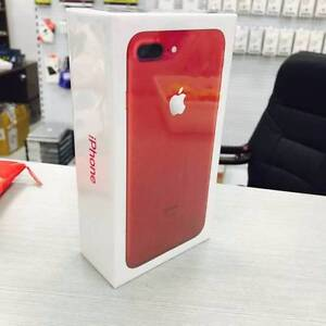 Brand new sealed iPhone 7 plus 128gb RED Apple warranty invoice Nerang Gold Coast West Preview