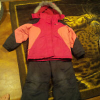 Jacket and Snowpants