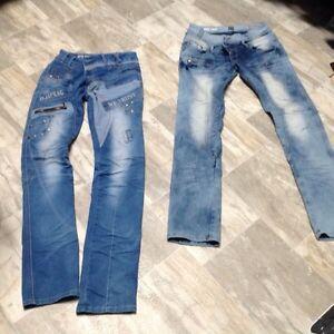 2 pairees de jeans jap rag Lac-Saint-Jean Saguenay-Lac-Saint-Jean image 1