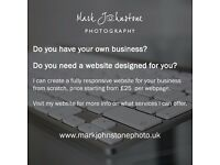 Do you need a website for your business? Do you need a professional Photographer ?