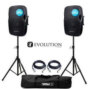 Evolution Audio RZ12A V3 Active 2000W 12