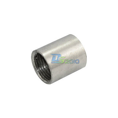 12 0.5 Female X Female Threaded Pipe Fitting Stainless Steel Ss304 Npt Hot