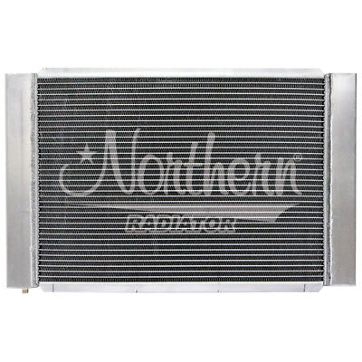 Custom Radiator Kit All Aluminum   26 x 16 x 4 14 Overall 3 Row
