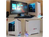The King of Gaming PC / GTX Titan Black/ 16GBRam2400/Acer 27 LED Monitor + EXTRAS