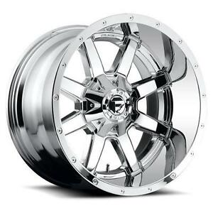 Fuel Rims Wheel Tire Packages Ebay
