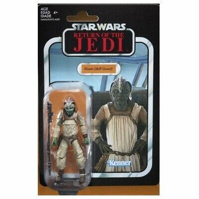 Star Wars The Vintage Collection Klaatu Skiff Guard Action Figure NEW