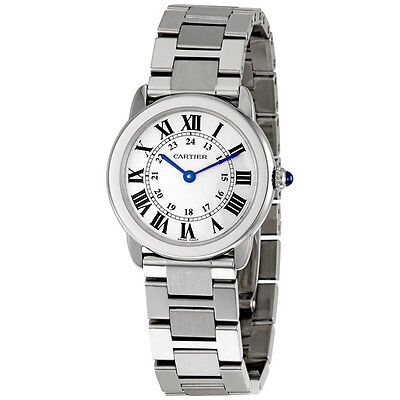 Cartier Rondo Solo Small Watch W6701004