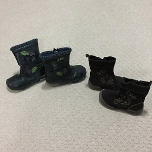 Girls size 8 boots
