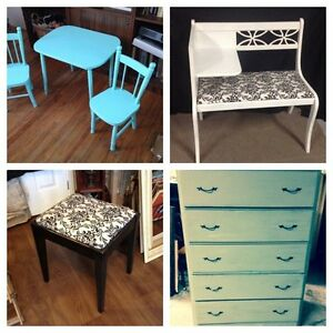 Looking to add life to an old piece of furniture? Belleville Belleville Area image 5