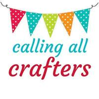 Bakers & Crafters Needed