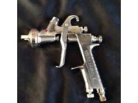 Iwata w400 1.2 spray gun