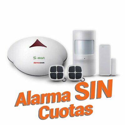 Alarma Hogar AZ0GS3 GSM con control camaras vigilancia Protege tu casa GSM