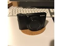 Sony RX100 III Advanced Camera with 1.0-type sensor