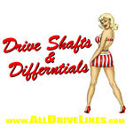 DIFFERENTIAL AND DRIVESHAFT PARTS