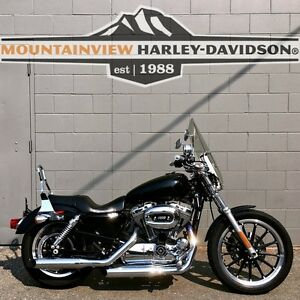 2008 Harley-Davidson Sportster - XL1200 Super Low