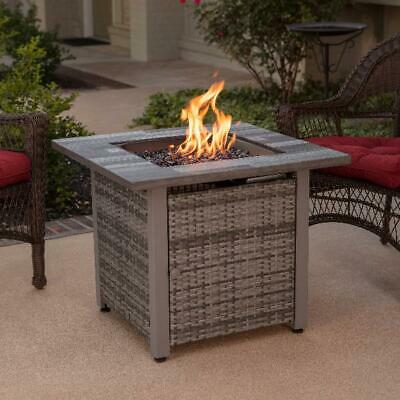 FIRE PIT TABLE BACKYARD GAS OUTDOOR  PROPANE PATIO HEATER DECK FREE SHIPPING NEW Outdoor Propane Patio Heater