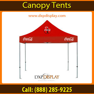 High Quality Custom Printed Canopy Tent Packages