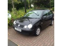 VW polo 1.4 fsi 44k full main dealer service history