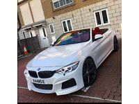 BMW 4 Series Convertible 420d M Sport AutoVogue Edition Tuning box 240bhp Finance Available