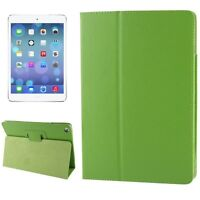 Litchi Texture Flip Leather Case with Holder for iPad Air
