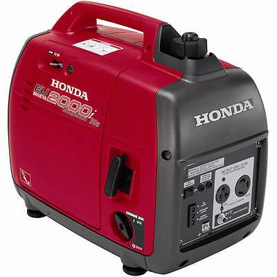 Honda Eu2000ikc Companion - 1600 Watt Portable Inverter Generator 50 State M...