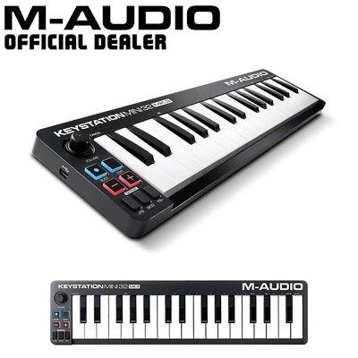 M-Audio Keystation Mini 32 MK3 USB-MIDI Studio Live Keyboard Controller