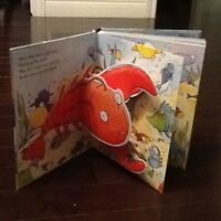 New :A DAY AT THE OCEAN AMAZING POP UP BOOK