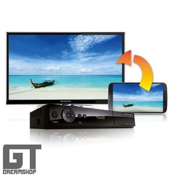 Ferguson Ariva 153 Combo DVB-S2 DVB-C/T2 HDTV USB Receiver