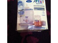 Avent bottle/food warmer
