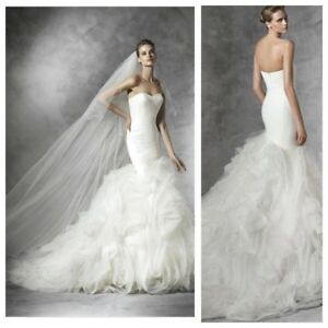 PRONOVIAS- Mildred Wedding Dress