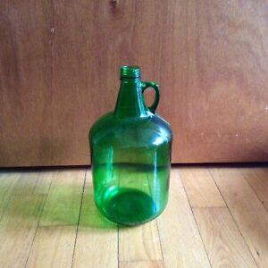 Vintage glass jug one gallon Gallo Wines Belleville Belleville Area image 2