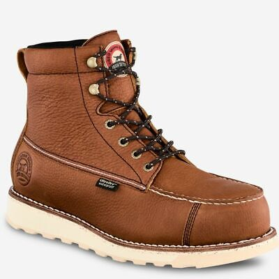 Red Wing Irish Setter Men's Wingshooter Safety Toe Boots 83632