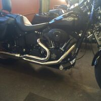 2007 Harley-Davidson FXSTB