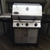 Stainless steel barbecue New Stainless burners