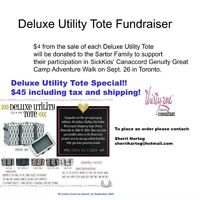 Thirty One fundraiser