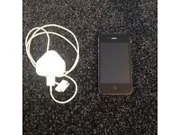 Apple iPhone 4 8GB on O2 network in good condition