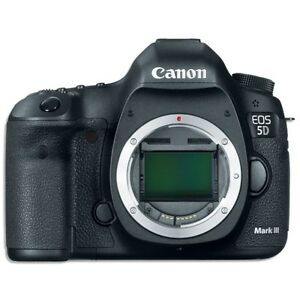 Canon EOS 5D Mark III Digital SLR Camera Body Only *NEW*