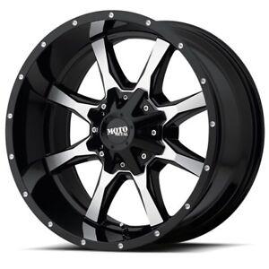 17 Inch Silver Black Wheels Rims Chevy Silverado 1500 Tahoe Truck Suburban 6 Lug