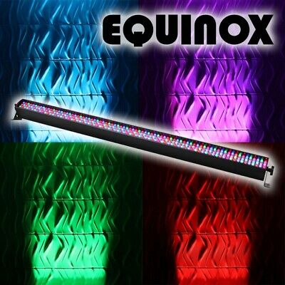 Equinox RGB Power Batten MKII MK2 LED DMX DJ Disco Wash Lighting Effect Bar
