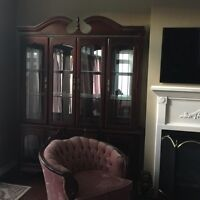 Buffet, Hutch and Sideboard