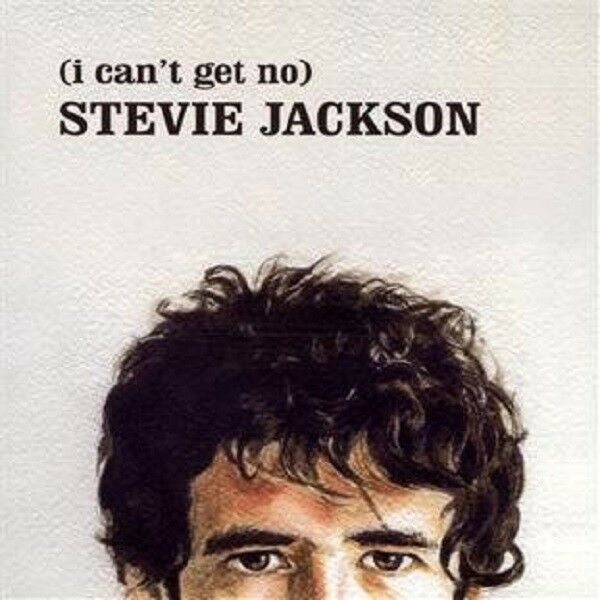 STEVIE JACKSON - I CAN'T GET NO  CD NEU