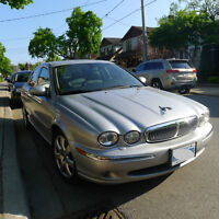 2004 Jaguar X-TYPE Sedan, One lady owner, excellent condition