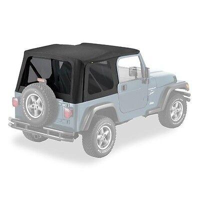 Pavement Ends Replay Top - Black Diamond 97-06 Jeep Wrangler TJ Tinted Windows