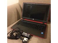 HP Pavilion Notebook, excellent condition & barely used