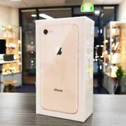 Brand new iPhone 8 Gold 64G Unlocked Apple Warranty Invoice Algester Brisbane South West Preview