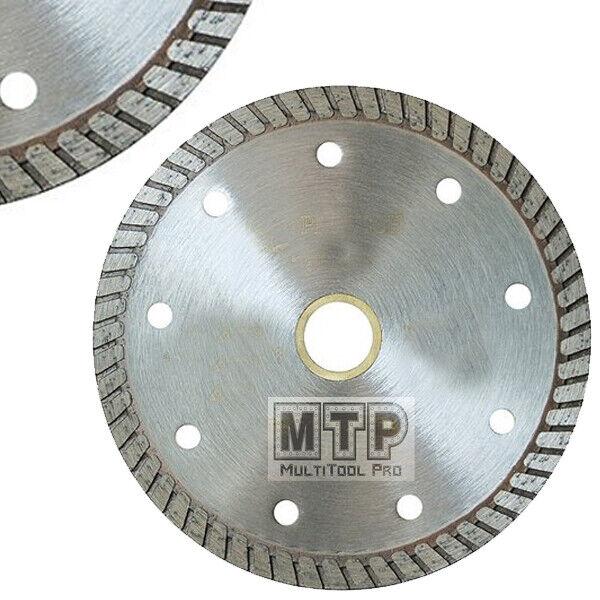 3 PCS 6 Inch Diamond Segment Saw Blade Granite Concrete Tile Stone Construction
