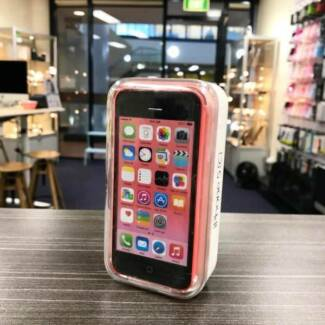 Brand new sealed iPhone 5c Pink 8GB UNLOCKED WARRANTY INVOICE
