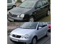 WANTED vw polo