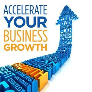 Grow Your Business!  6 Week Boot Camp - Starts in January